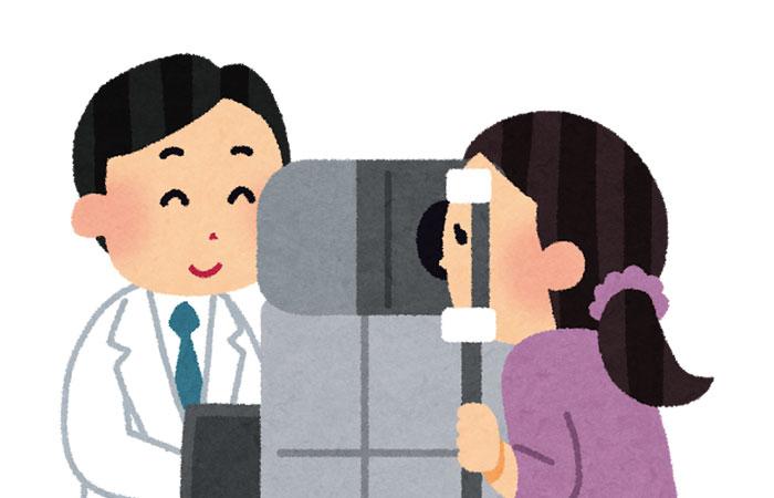 """眼科で""""飛蚊症""""と診断されました"""
