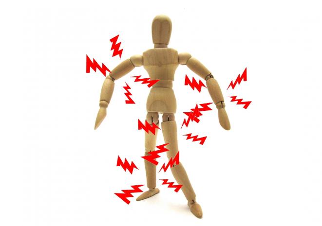 線維筋痛症