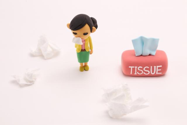 副鼻腔炎(蓄膿症)と漢方